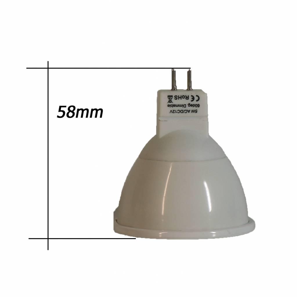 Vallas PROMOPACK 10 x 5W COB LED spot High CRI