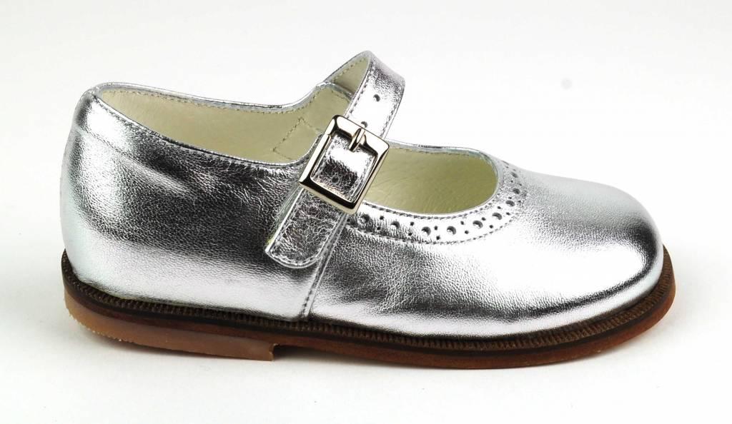 Pinocchio Pinocchio Ballerina Dress Shoe Silver P1350