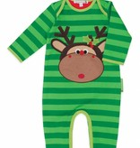 Olive & Moss Olive & Moss Maximillian the Moose Playsuit