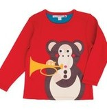 Olive & Moss Olive & Moss Michael the Monkey Long Sleeved T-Shirt