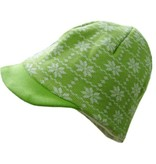 Hopsan Hopsan Snowstar Cap Groen/Creme