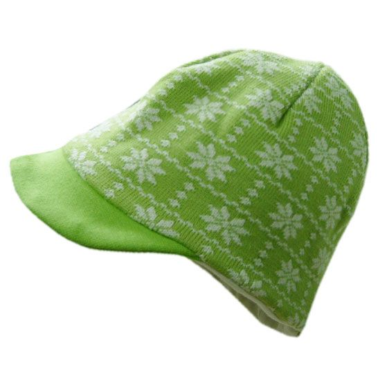 Hopsan Hopsan Snowstar Cap Green/Creme