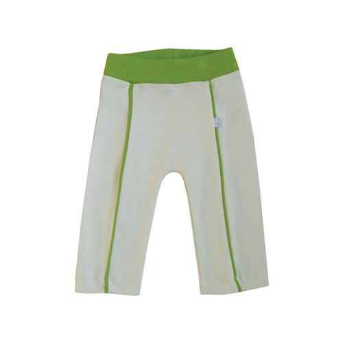 Hopsan Hopsan Piping Pant Creme/Groen