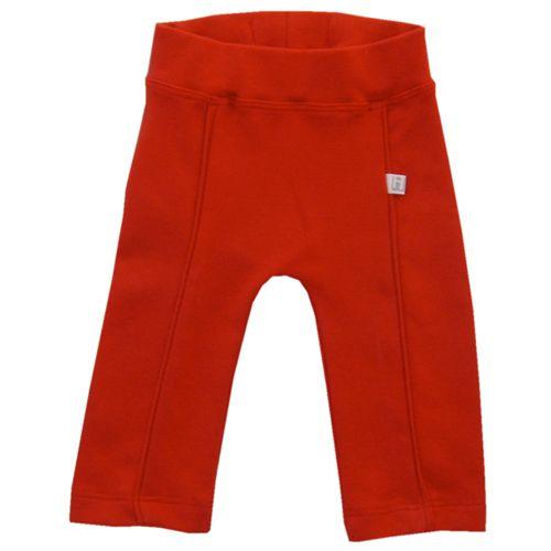 Hopsan Hopsan Piping Pant Rood/Rood