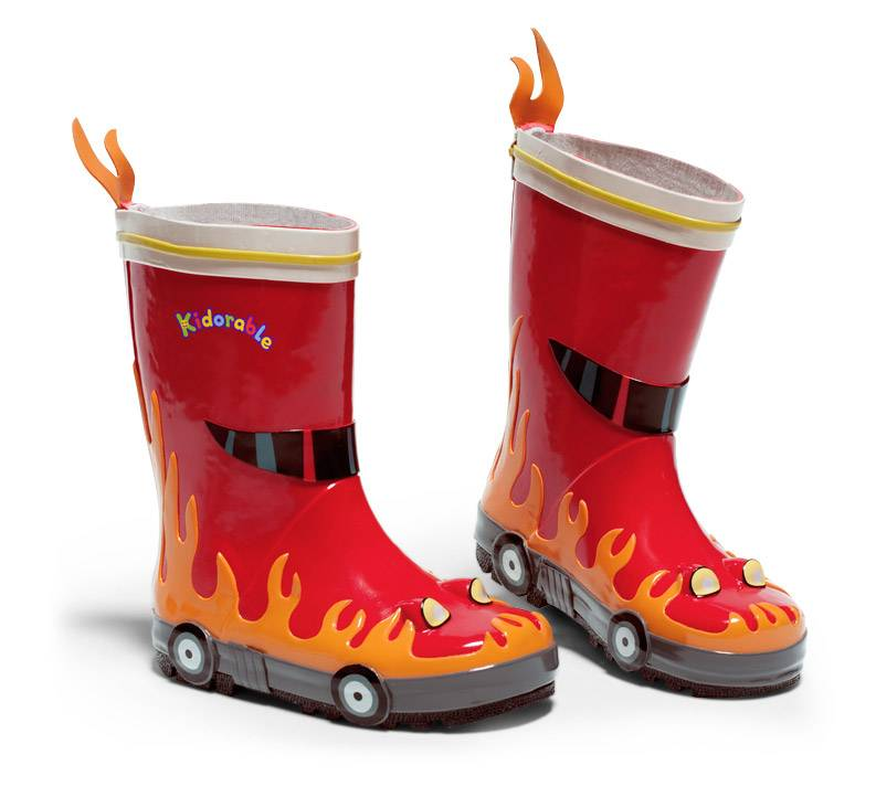 Kidorable Kidorable Fireman Boots