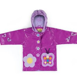 Kidorable Kidorable Butterfly Rain Coat