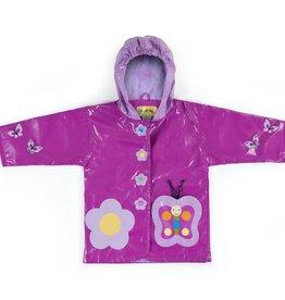 Kidorable Kidorable Butterfly Rain Coat