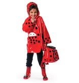 Kidorable Kidorable Waterproof Ladybug Rain Coat