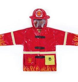 Kidorable Kidorable Rain Coat Fireman
