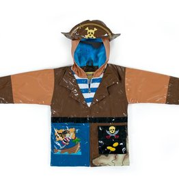Kidorable Kidorable Rain Coat Pirate