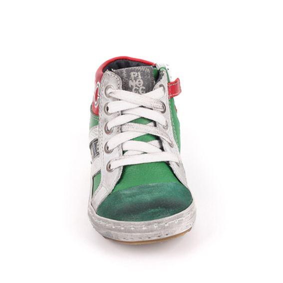 Pinocchio Pinocchio Sneaker P1522 Gomez Groen Veter