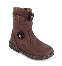 Pinocchio Pinocchio Boot P1530 Buckle Brown