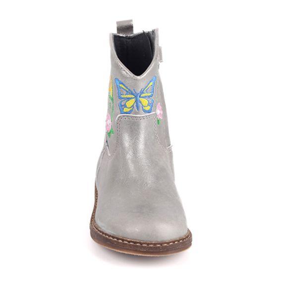 Pinocchio Pinocchio Boot P1512 Tim Silver Western