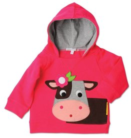 Olive & Moss Olive & Moss Collette the Cow Hoody