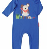 Olive & Moss Olive & Moss Douglas the Dog Playsuit