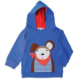 Olive & Moss Olive & Moss Douglas the Dog Hooded Sweatshirt