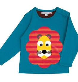 Olive & Moss Olive & Moss Louis the Lion Long Sleeved T-Shirt