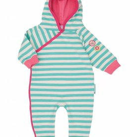 Olive & Moss Olive & Moss Margot the Mouse Hooded Romper