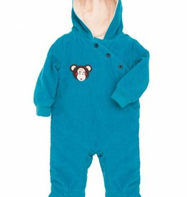 Olive & Moss Olive & Moss Michael the Monkey Corduroy Snowsuit