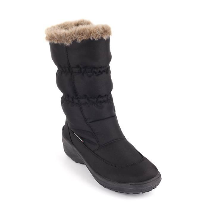 Antarctica Dames Snowboot Black