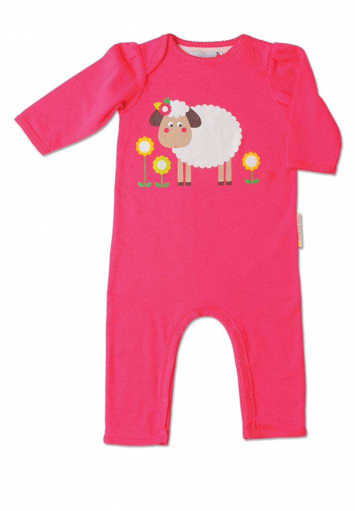 Olive & Moss Olive & Moss Sheila the Sheep Playsuit
