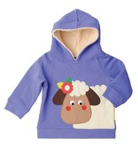 Olive & Moss Olive & Moss Sheila the Sheep Fleece Lined Hood Sweatshirt