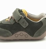 Clarks Clarks Cruiser Play Khaki Combi Leather First