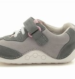 Clarks Clarks Cruiser Play G Grey Combi Leather First