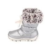 Antarctica Kinder Snowboot Zilver