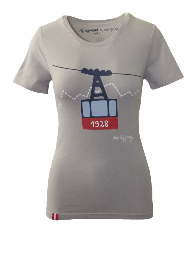 "Damen T-Shirt ""Gondel"""