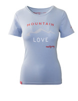 """Damen T-Shirt """"Mountainlove"""""""