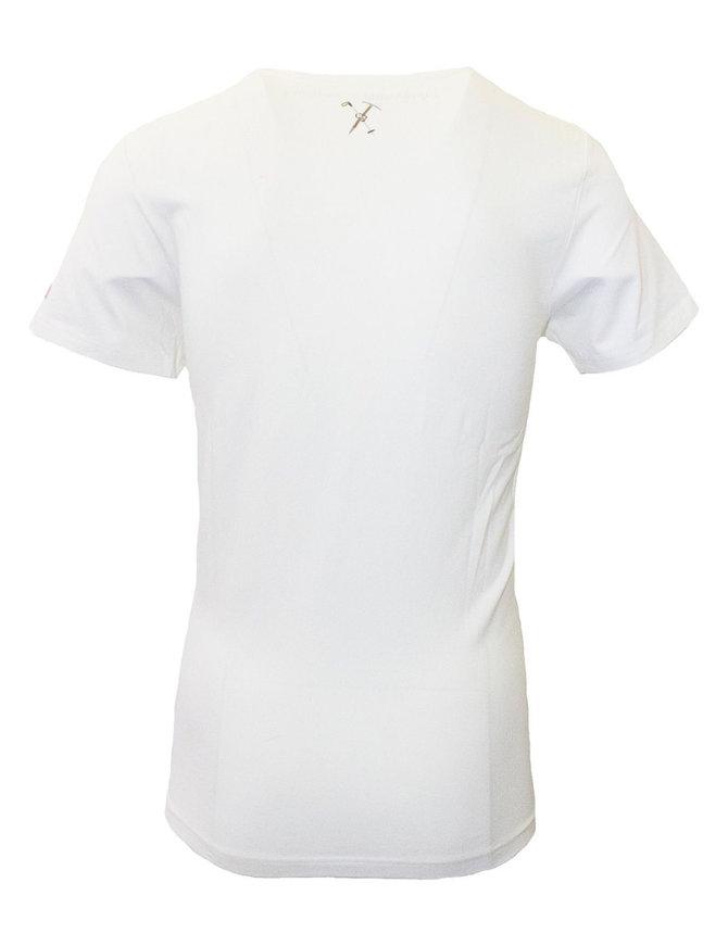 "Herren T-Shirt ""All you need"" weiß"