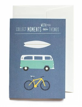 COLLECT MOMENTS WITH YOUR THINGS
