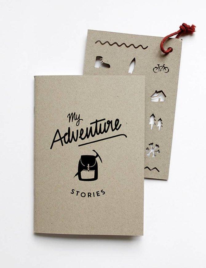 Reisetagebuch MY ADVENTURE STORIES