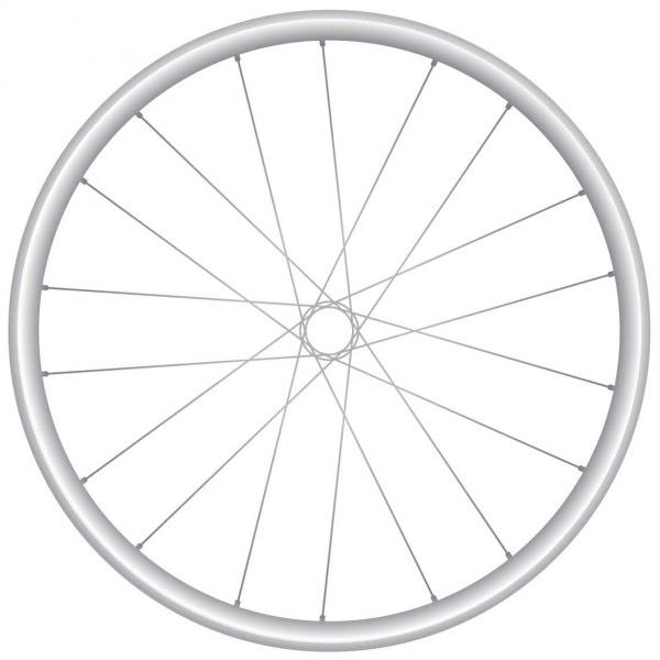 Cycle Division 20 x 1.75 BMX Front Wheel Alloy
