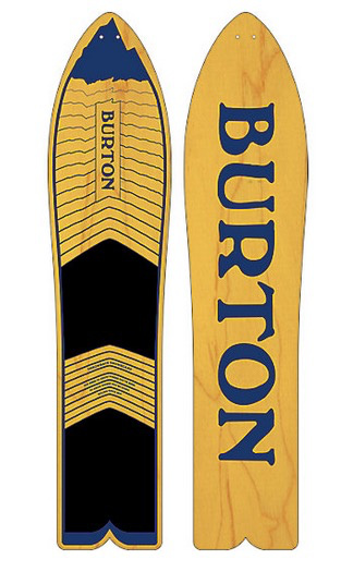 Burton Burton The Throwback Board