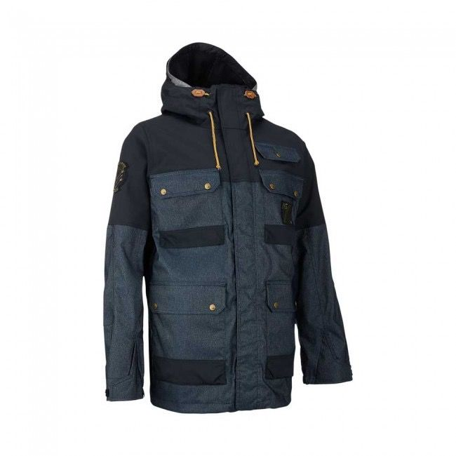 Analog Solitary Jacket
