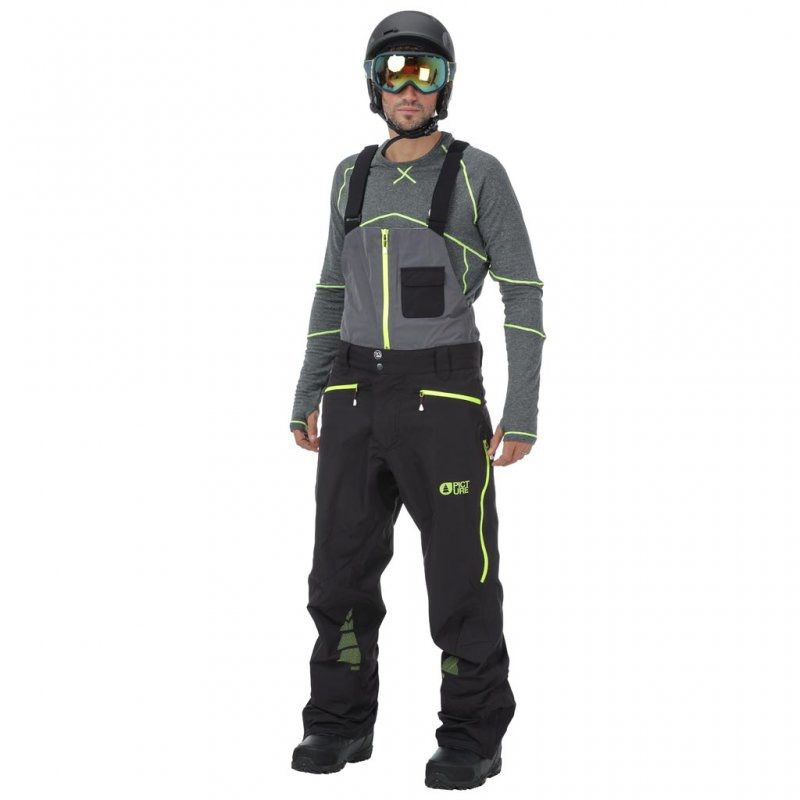 Picture Picture Welcome Bib Pant