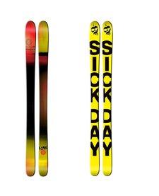 Line Sick Day Ski ONLY