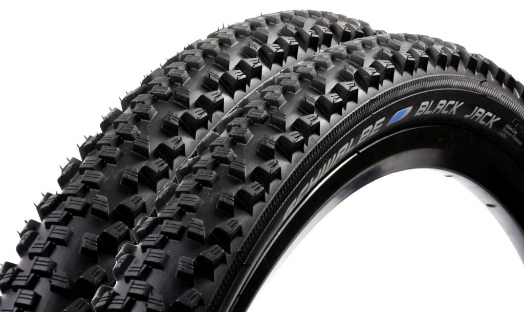 Cycle Division Tyre Schwalbe Black Jack