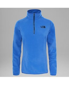 The North Face W 100 Glacier 1/4 zip Fleece