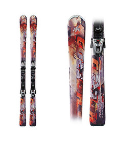Nordica Hot Rod Flare inc CA XCT Binding