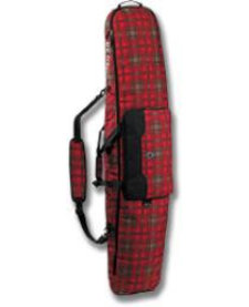 Burton Gig Bag 08/9* Red Plaid