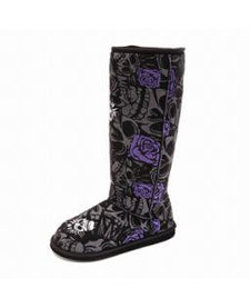 Iron Fist Muerta Punk Sherp Boots