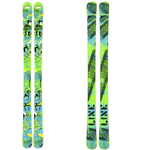 Line Line Travelling Circus Ski Only 161