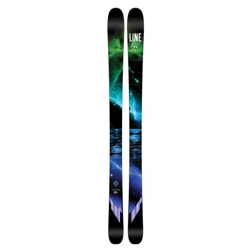Line Line Supernatural 92 Ski