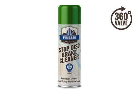 Cycle Division Finesse Disc Brake Cleaner 500ml Can