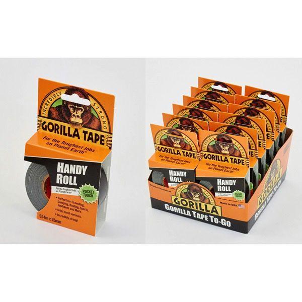 gorilla tape Gorilla Tape Handy Roll