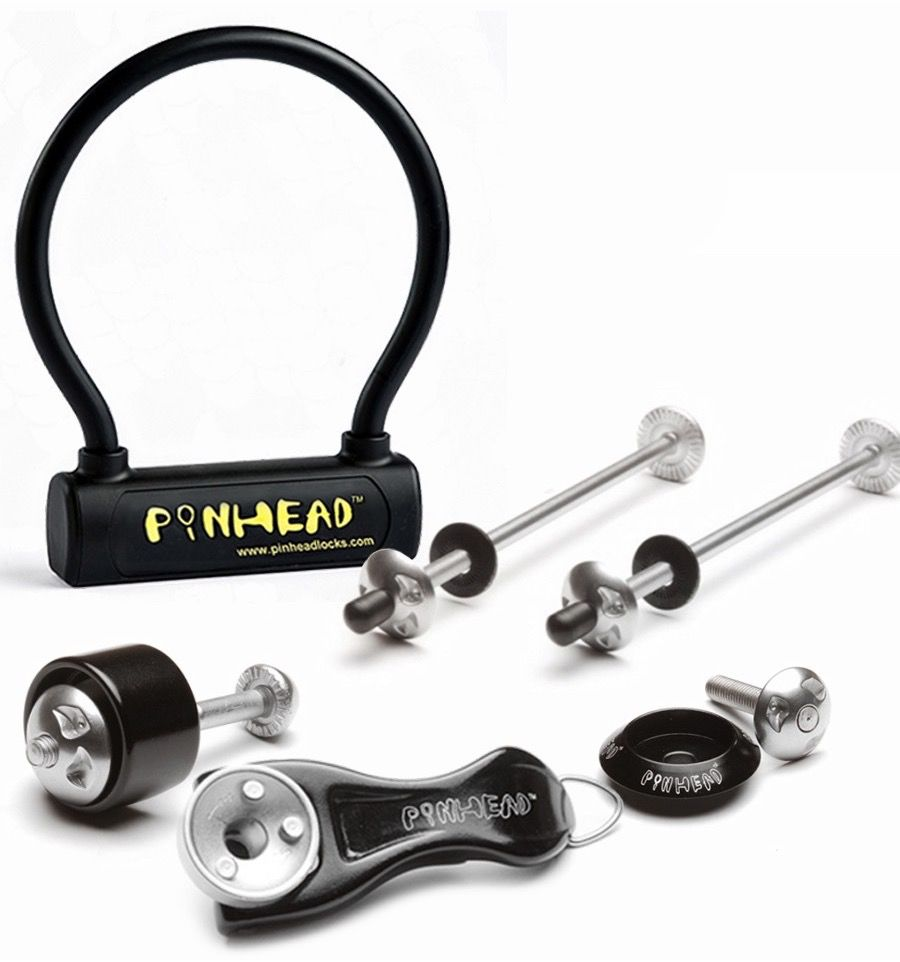 Pinhead PinHead Bubble Lock&Scewer (front)