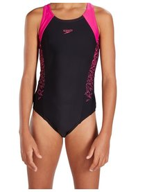 Speedo Boom Slice Girls Swimsuit